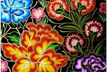 Mexican design / Inspiration for pattern design through Mexican art and crafts. Aztec and Mayan patterns,  traditional floral designs, ceramics and jewelry. And of cause - Friday!