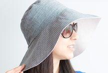 Wykroje - kapelusze i czapki