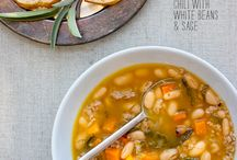 Soups, Stews, and Beans / by Eileen