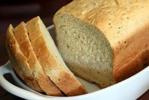 Baking Breads - Sweet & Savory / Bread will always be a favorite! Nothing beats the smell of bread baking in the oven.