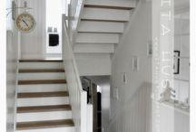 Flur Treppenaufgang