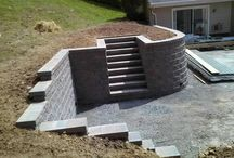 Paver Walls & Steps / Paver Walls & Steps.