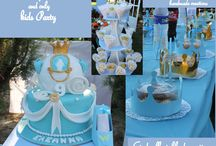 IDEAS FOR CINDERELLA PARTY / IDEAS FOR SUPER DECORATIONS FOR CINDERELLA PARTY
