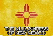 THE MILLIONAIRESS OF NEW MEXICO / THE LIFESTYLE & FAVORITE THINGS OF THE MILLIONAIRESSES IN NEW MEXICO~