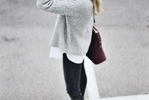 Za duże swetry