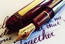 .F.Pen.Geek. / just and only pens in here*-*