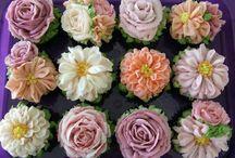 Muffiny kwiaty