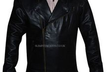 Fifty Shades of Grey Christian Grey Black Leather Jacket / Fifty Shades of Grey Christian Grey Black Leather Jacket is available at Slimfitjackets.co.uk at a discounted price with free shipping across UK, USA, Canada and Europe. For more details, visit the site: https://goo.gl/rExrzo