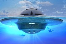 Floating home – Jet Capsule UFO