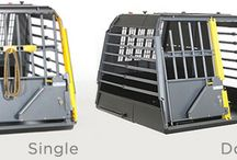MIM Safe Variocage – The Safest Way to Travel With Your Pet / Variocage is designed and constructed to deliver the highest level of safety. The MIM Safe Variocage is the only dog cage on the market that is proven to best withstand impacts experienced during all types of collisions.     Protect yourself, your family and your pet from the devastating effects of a collision, where lesser restraints may allow your dog to become a deadly projectile within the vehicle.