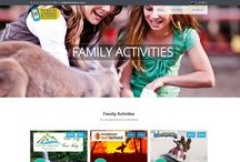 Family Activities / http://ticketsandtours.com.au/family-activities/ - I'm bored mum! Sound familiar? Try out some of these special offers from Tickets and Tours.