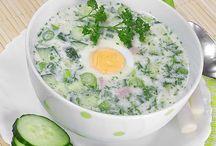 Летние супы
