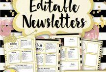 newsletter design 3