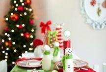 Christmas Inspiration Noël / #Déco #Noël #Christmas