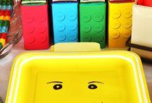 Lego Birthday Parties