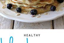 Healthy recipes / Healthy meals, snacks and treats