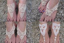 Crochet Shoes !