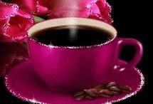 Káva apod.