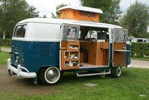 Volkswagen transporter / Oldtimer