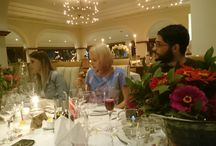 Julie's 20th birthday / Birthday dinner