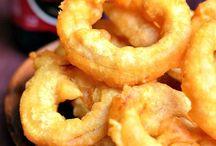Snacks und andere Leckerbissen / Fingerfood und Snacks für Partys und TV-Abende