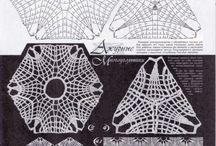 Crochet geometric