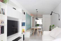 Marcenaria planejada / A marcenaria planejada é maravilhosa para otimizar espaços e organizar ambientes pequenos.