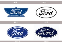 Ford Logos Over The Years