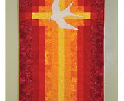 church banners / by Lisa Lacher