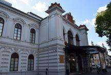 Le tourisme à Bucarest, capitale de Roumanie / La capitale de Roumanie, Bucarest, c'est aussi des monuments historiques, de superbes restaurants, des parcs, des activités et bien plus encore ...