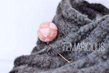 Temari DIY / This is Temariciuos proposal of more ways to enjoy Temari