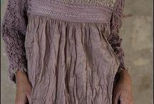 Lagenlook Romantic Vintage Linen & Lace