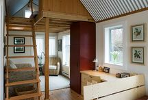 small spaces / by Trudy Doornbos