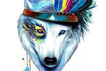 arte de lobo