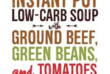 ***Best Low-Carb Instant Pot or Pressure Cooker Recipes / This board shares low-carb recipes from KalynsKitchen.com and  around the web using the Instant Pot, Electric Pressure Cooker, or Stove-Top Pressure cooker .