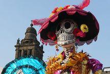 El Día de los Muertos / by Real Life Language