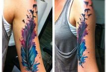 Tattoo Inspiration - Water color