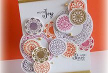 cards circles / by Aletta Heij