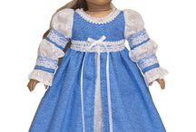 American Girl for Elizabeth Historic clothing / by Jackie Landon