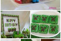 Minecraft Party / Minecraft Party