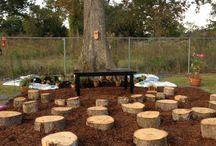 Schoolyard Habitat and Outdoor Classroom Ideas