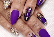Amazing nails / Cool and cute nailarts