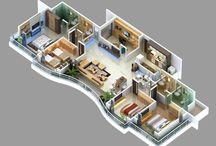 Architecture-Home Plans