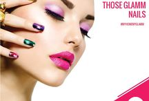 Nail-Art / Get the nail art of your dreams with MyGlamm.