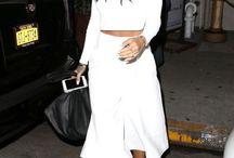 Rihanna xo