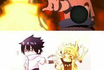 Sasuke and Naruto ♥