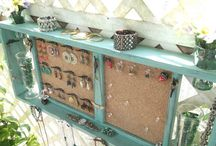 Jewelry organization / by Crystal Strickland