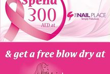 Nailplace Offer / Offers on services provided in nailplace.