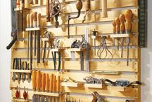 tools shelf