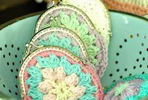 Crochet purse xx